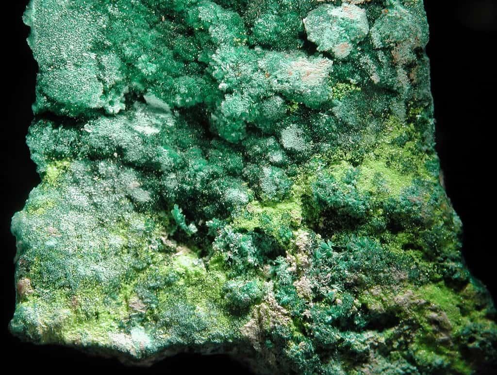 Milujeme Kameny - Malachit