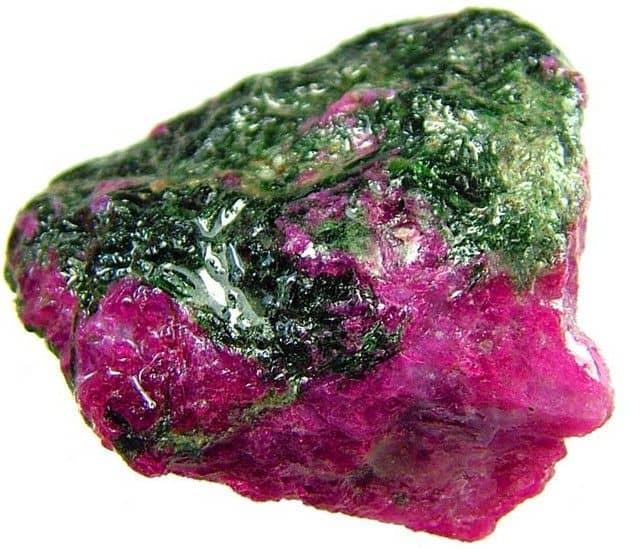 Milujeme Kameny - Rubín v zoisitu