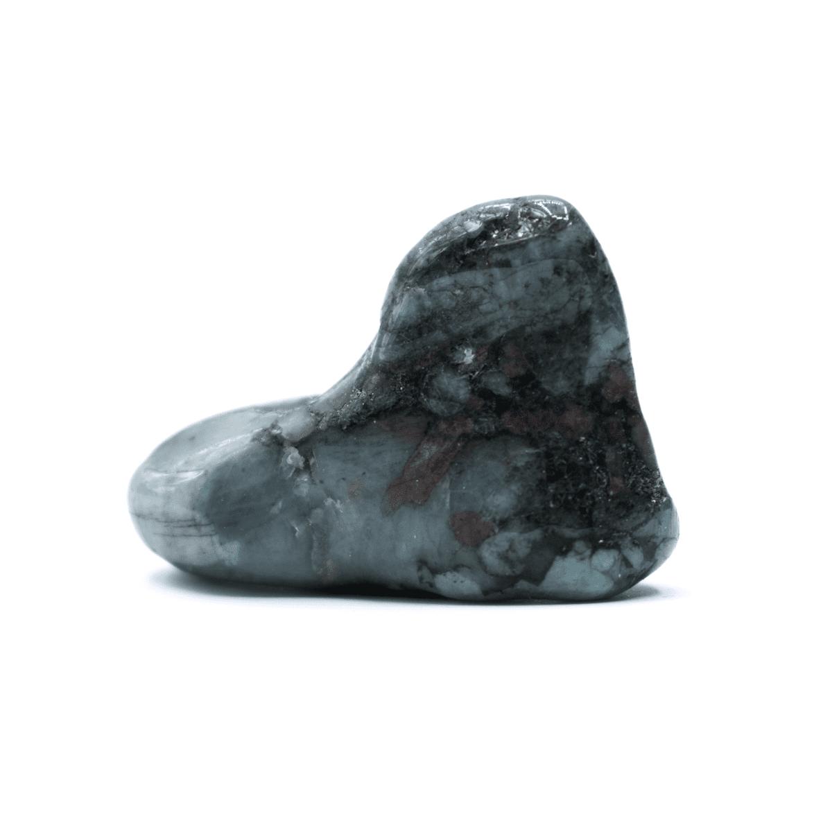 Milujeme Kameny - smaragd tromlovaný kámen