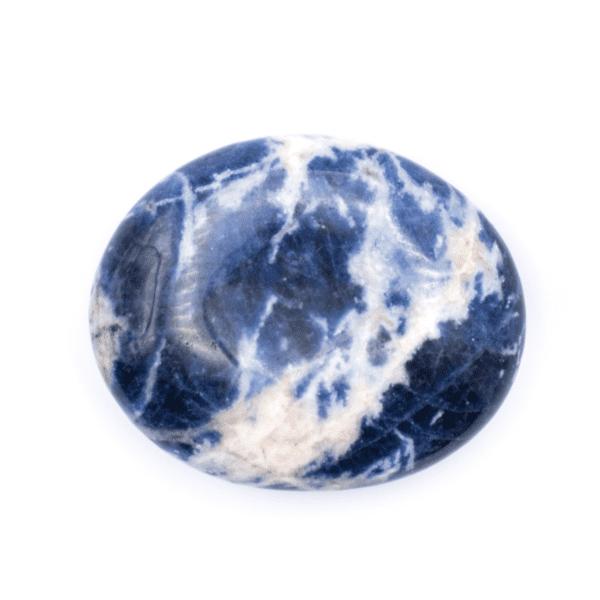 Milujeme Kameny - sodalit tromlovaná placička