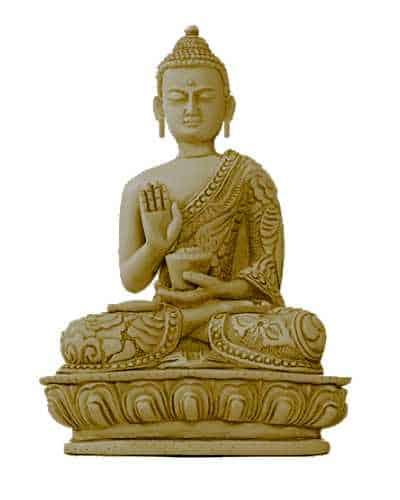 Milujeme Kameny - buddha