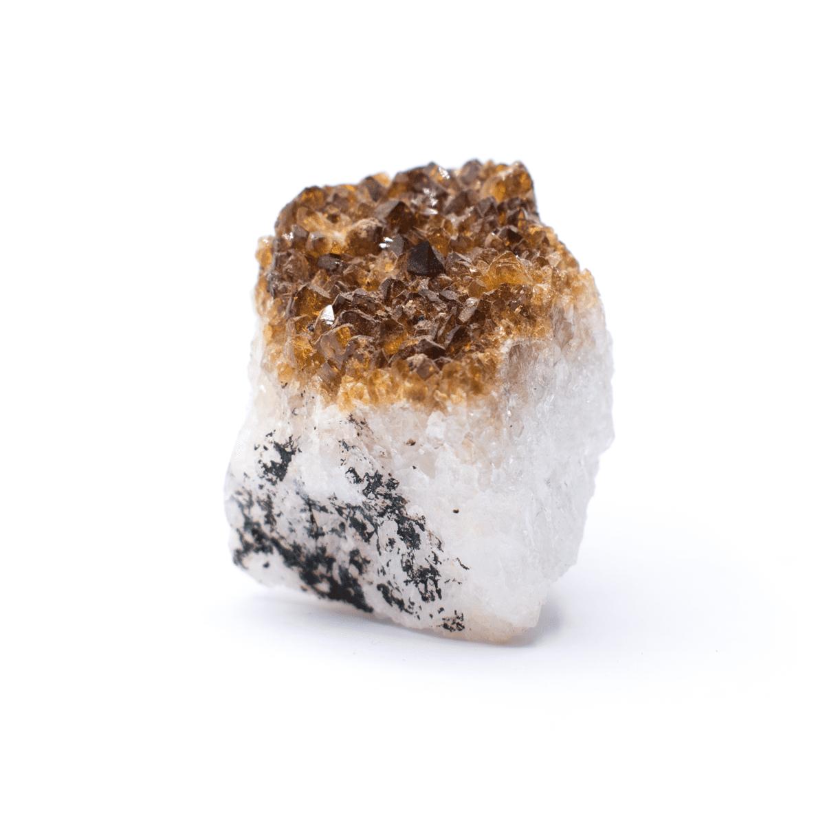 Milujeme Kameny - citrin druza