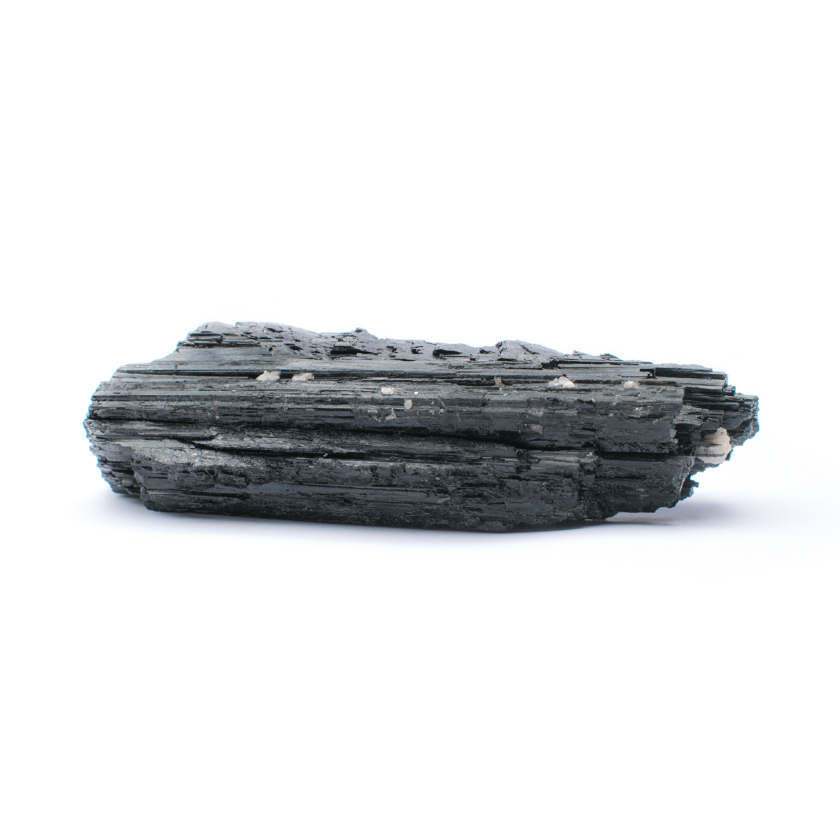 Milujeme Kameny - turmalin cerny - skoryl - surový kámen