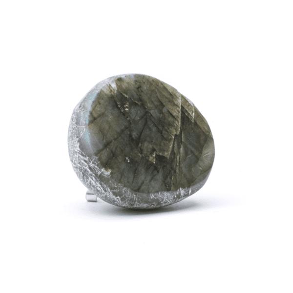 Milujeme Kameny - labradorit tromlovaný kámen