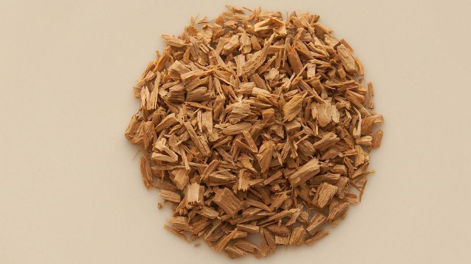 Milujeme Kameny - santalové dřevo